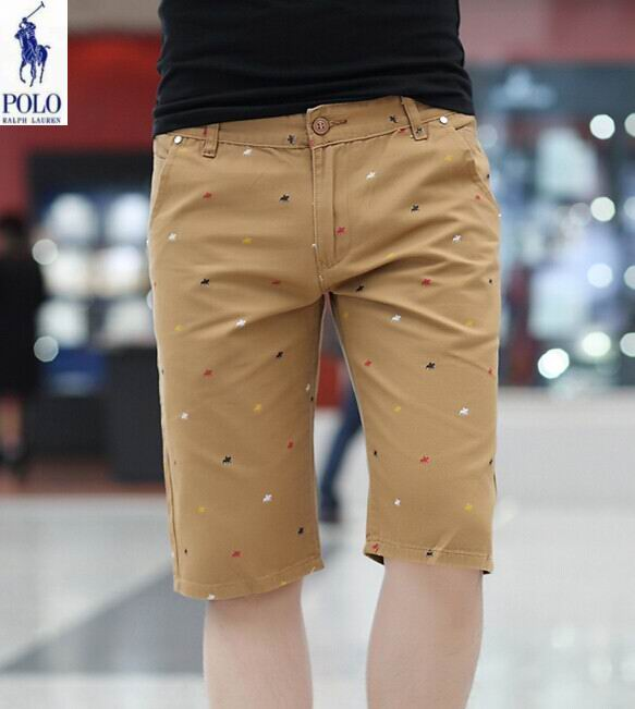 39.50EUR, 2014 homme ralph lauren shorts summer new fashion washed brun 72f872e566f8